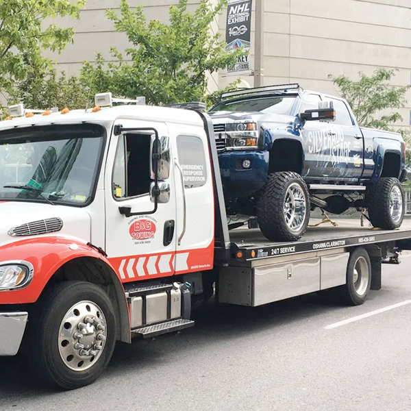outskirts towing in denver